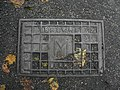 Manhole Cover, Derry - Londonderry - geograph.org.uk - 1553348.jpg