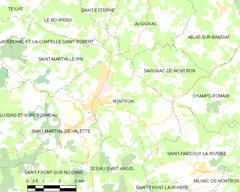Map commune FR insee code 24311.png