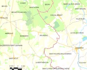 Map commune FR insee code 36169.png