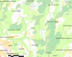 Map commune FR insee code 73293.png
