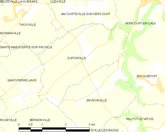 Map commune FR insee code 76182.png