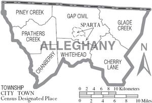 Alleghany County North Carolina Wikipedia