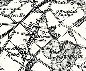 Rosewell, Midlothian - Rosewell, 1898