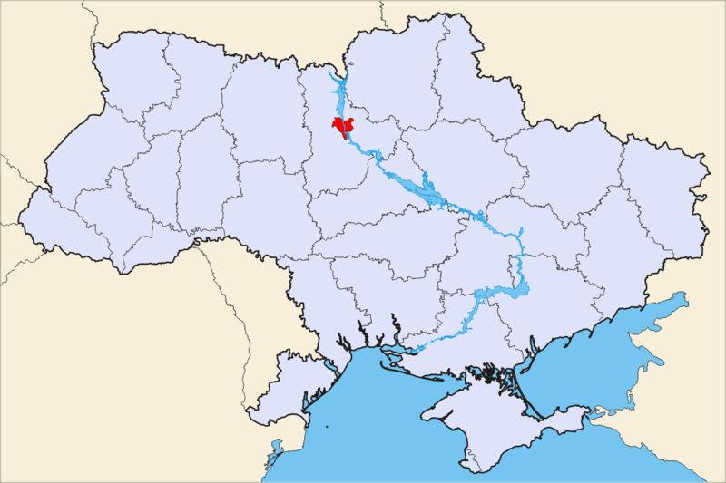 File:Map of Ukraine political simple city Kiew.png