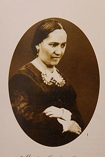 María Josefa Mujía Bolivian poet