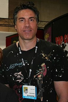 Marc Silvestri at ComiCon 2006.jpg