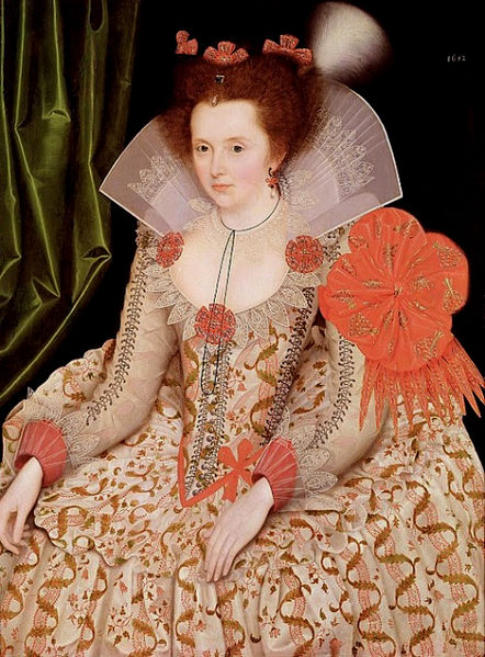 File:Marcus Gheeraerts Princess Elizabeth Stuart 1612.jpg