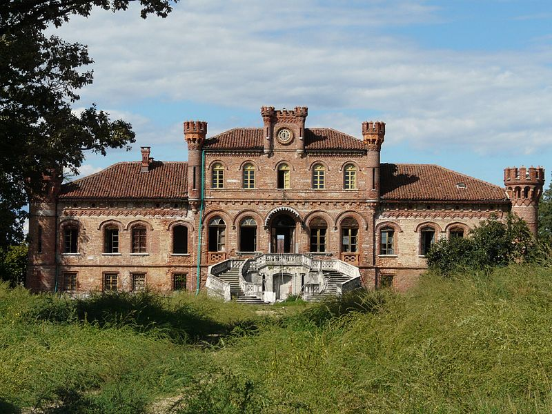 Villa Abbandonata Vicino Parco Rodari Chirignago