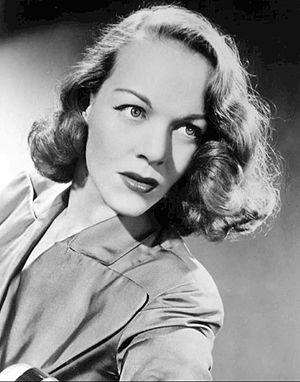 Maria Riva - Maria Riva in 1951