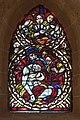 Maria Saal Pfarr-und Wallfahrtskirche M H Mosaikfenster Grablegung Christi 28052015 4188.jpg