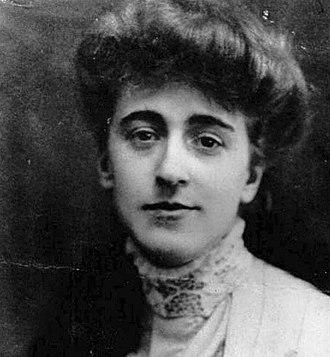 Marian Cruger Coffin - Marian Cruger Coffin in 1904
