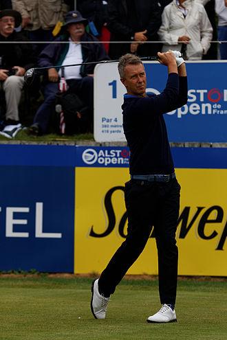 Mark Foster (golfer) - Mark Foster