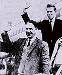 Mark Kaminsky and Harvey Bennett 1960.jpg