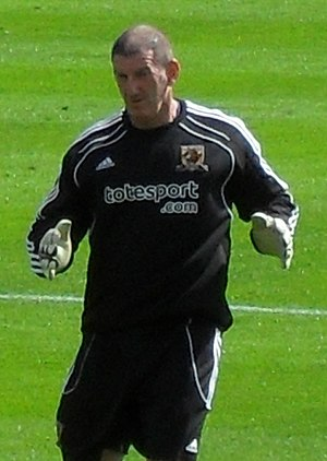 Mark Prudhoe - Prudhoe with Hull City in 2010