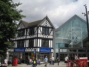 Wigan - Grand Arcade Shopping Centre, Town Centre