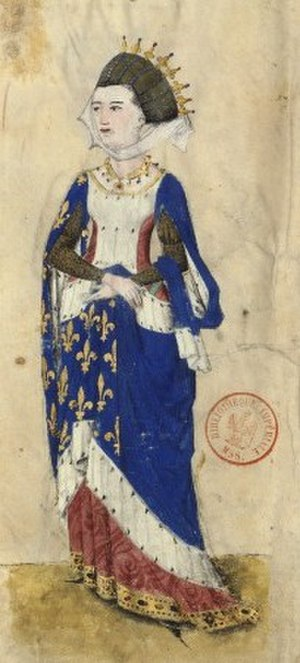 Margaret of Provence - Image: Marketa Prov