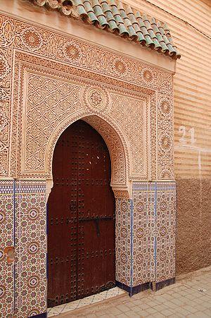 Maroc Marrakech Souk Luc Viatour 2