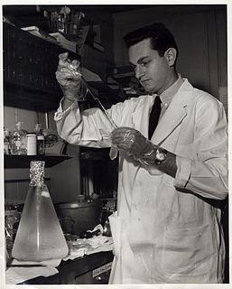 Nirenberg and Leder experiment