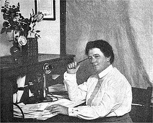 Georgia Women of Achievement - Image: Martha Berry in 1911