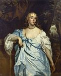 Mary Bagot, Countess of Falmouth and Dorset, 1664, by Lely.jpg