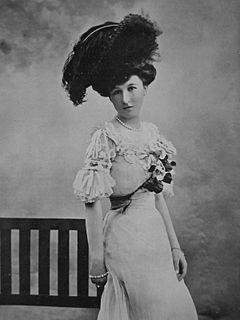 Mary Goelet American heiress
