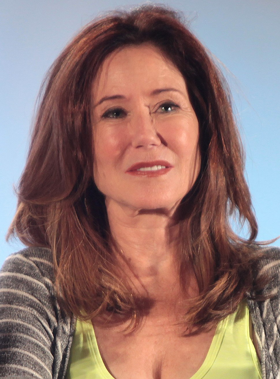Mary McDonnell May 2015