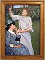 Mary cassatt, giovani donne che raccolgono frutta, 1891.jpg