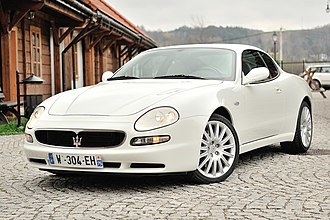 Maserati 3200 GT - Image: Maserati 3200 GT