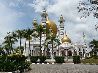 Perak - Masjid Ubudiah
