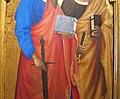 Masolino (con possibile inizio di masaccio), santi dalla pala colonna, 1427-28 ca. 05.JPG