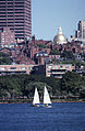 Massachusetts State House, from the Charles River (8610211362).jpg