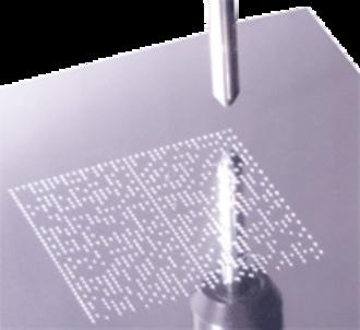 Data Matrix - Marking surfaces