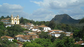 Tiradentes, Minas Gerais Municipality in Southeast, Brazil