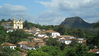 Tiradentes, Minas Gerais - Downtown Tiradentes
