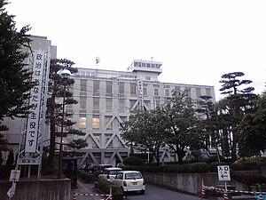 Matsumoto, Nagano - Matsumoto City Hall