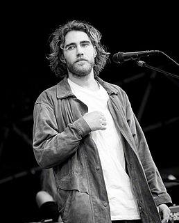 Matt Corby Australian singer-songwriter