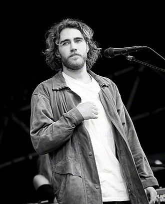 Matt Corby - Corby performing in Oslo in 2016.