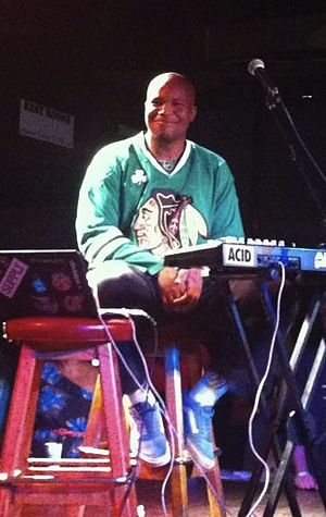 Matt Martians - Matt Martians in September 2012.