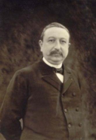 Henri Maurice Berteaux - Henri Maurice Berteaux