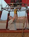 Maurice OTIN, chief pilot of Ciel d'Afrique hot air ballooning Morocco.jpg