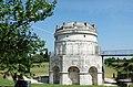 Mausoleum of Theodoric, 520; Ravenna (2) (48799671717).jpg