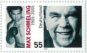 Max Schmeling stamp2