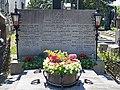 Max Wladimir von Beck family grave, Vienna, 2017.jpg