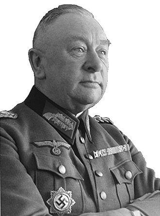 Max von Schenckendorff - Image: Max von Schenckendorff Wehrmacht General