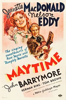 5b25b04c2c88 Maytime (1937 film) - Wikipedia