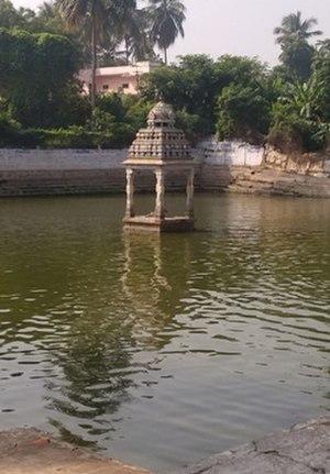 Mayuranathaswami Temple, Mayiladuthurai - Image: Mayuram mayuranathartemple 2