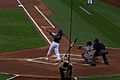 McCutchen drives one (11610831755).jpg