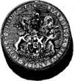 Medals, coins, great seals, and other works of Thomas Simon- engraved and described by George Vertue Fleuron T138035-25.png
