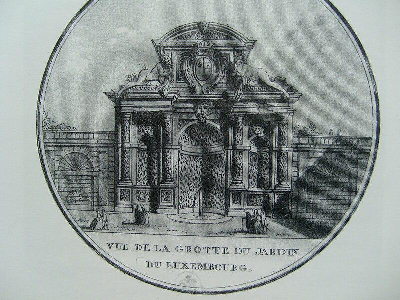 Fichier:Medici Fountain1820.jpg