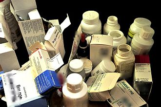 Polypharmacy - Image: Mediciner (Small)